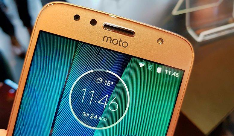 Resultado de imagem para Moto G5S Plus
