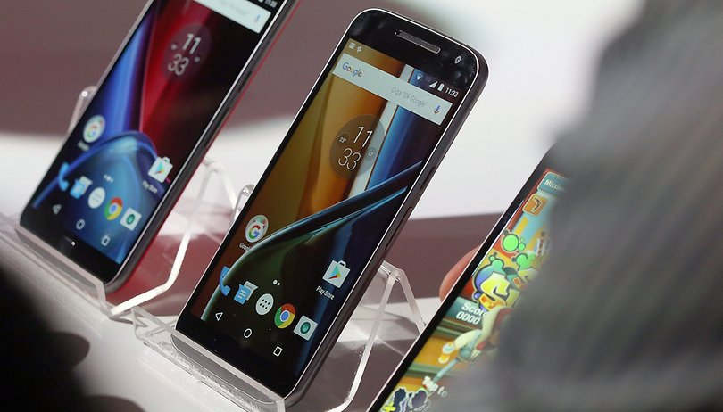 Test du Moto G4 : plus rapide, plus grand, plus fort