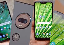 Doppel-Unboxing: Motorola Moto G7 Plus und Power ausgepackt