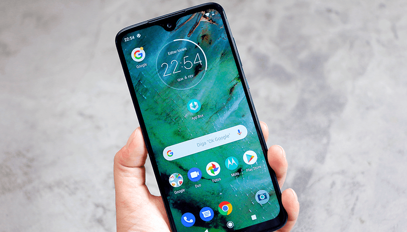 Moto G7 Plus im Hands-on: Die Kamera im Fokus