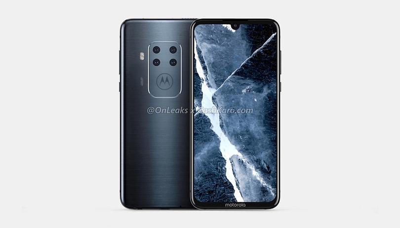 Motorola prepara smartphone com quatro câmeras (48 MP) e biometria na tela