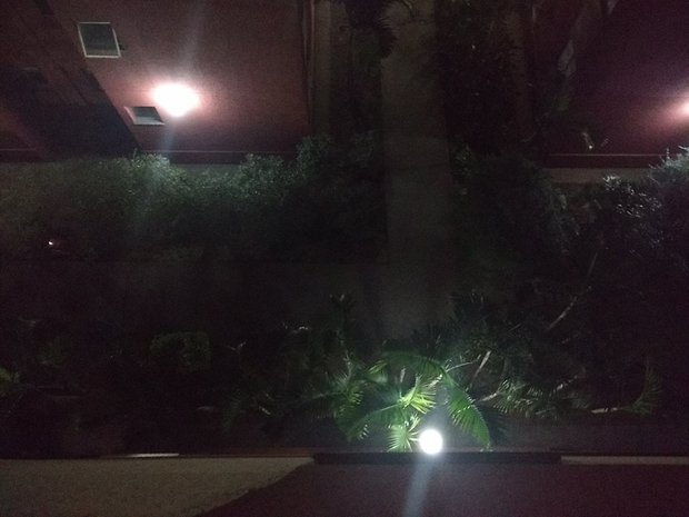Moto X Play: modo noturno