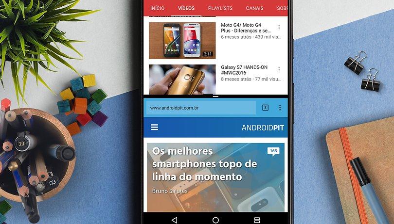 Cómo usar la multiventana en Android tengas el smartphone que tengas