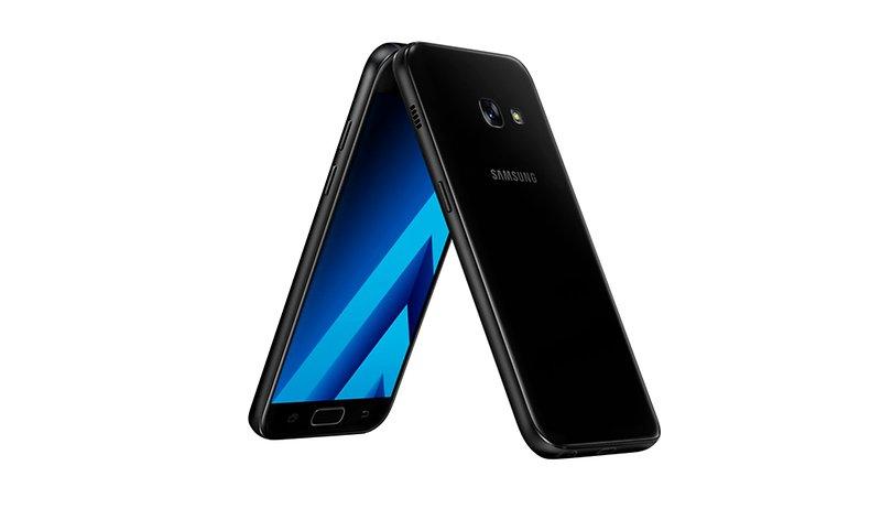 Samsung lança Galaxy A8 e A8+ com câmera frontal dupla e tela infinita
