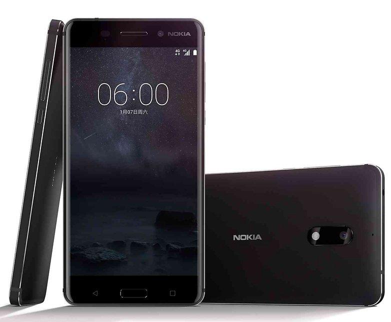 nokia 6 smartphone new