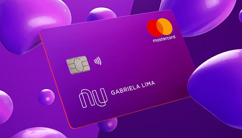 Nubank oferece cartão de crédito para quem tem nome sujo