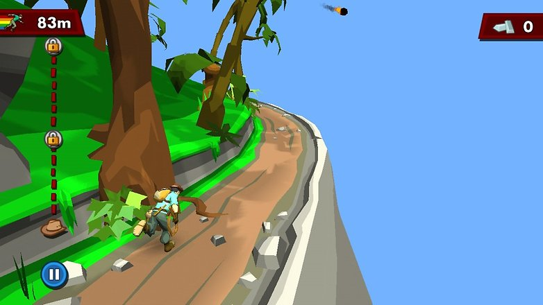 pitfall android