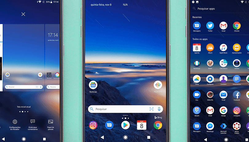 Download: Microsoft Launcher sai do beta, ganha visual com novos temas e mais!