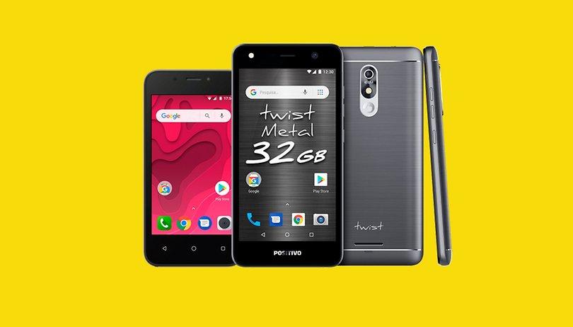 Errou quem disse Motorola: primeiro smartphone com Android Go do Brasil é da Positivo