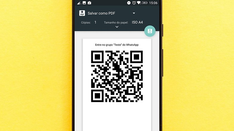 qr code whatsapp group