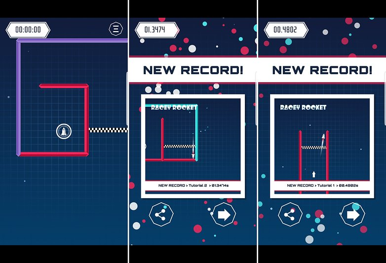 racey rocket anew app