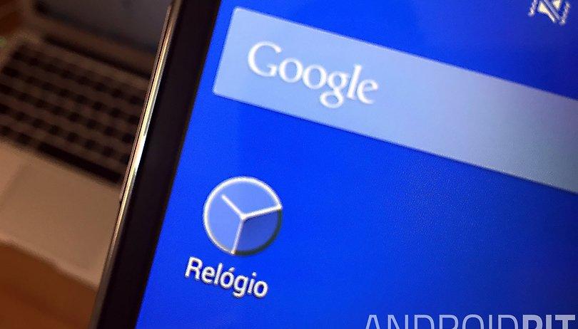 Como ter o relógio padrão do Android M no seu smartphone