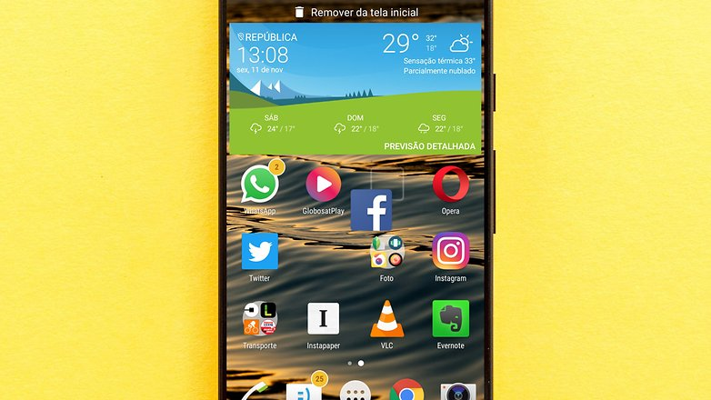 remover tela inicial app tips article