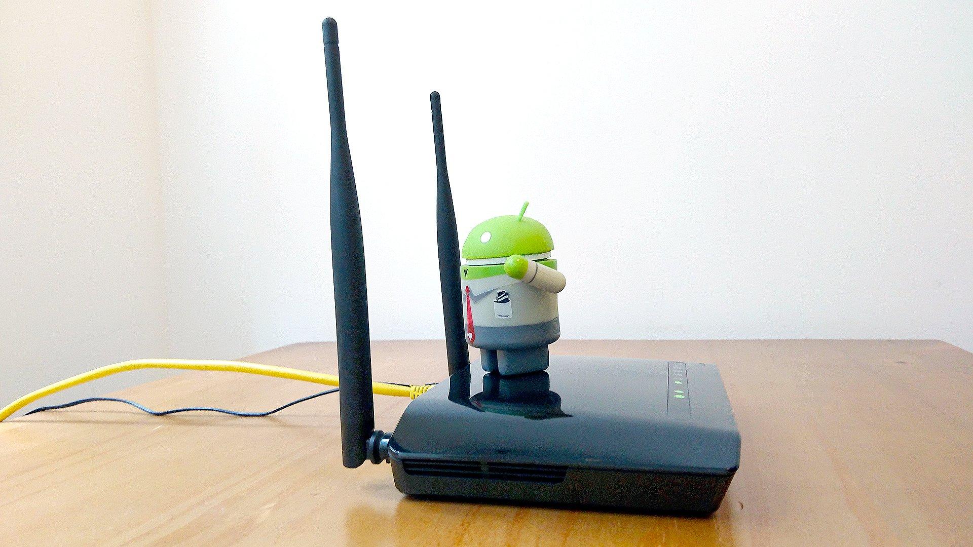 Usuarios wifi - como bloquear robo de wifi