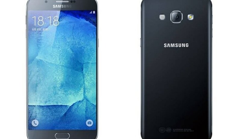 Galaxy A8 announced: huge battery in Samsung's slimmest smartphone