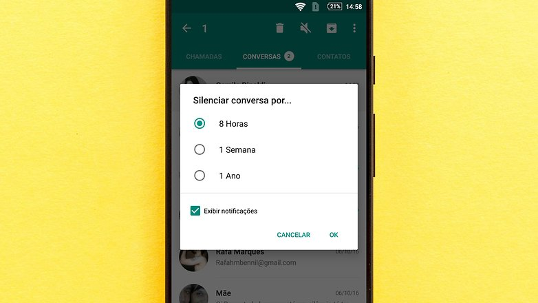 silenciar whatsapp tips new