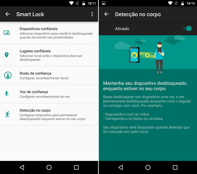 smartlock android marshmallow