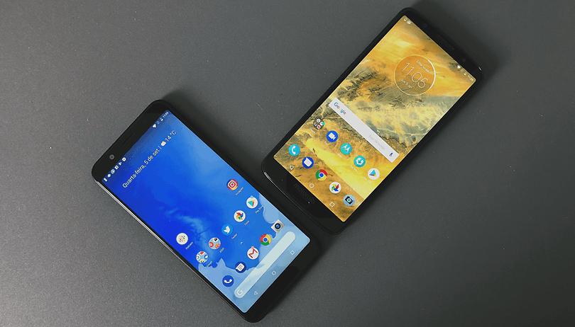Zenfone Max Pro M1 vs. Moto G6 Plus: quem leva o troféu do Android mais puro?