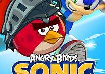 Atualização do Sonic Dash traz personagens do Angry Birds