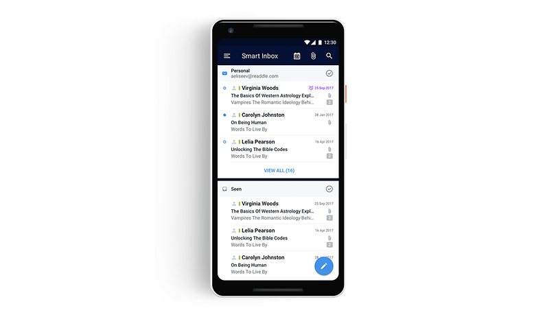 No dia do adeus ao Inbox, Spark deixa de ser exclusivo do iOS e chega ao Android