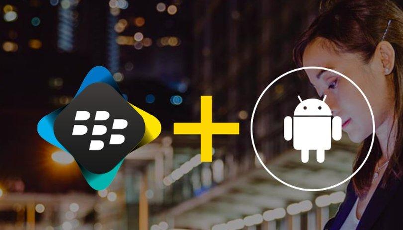 Google e BlackBerry estão desenvolvendo uma nova versão do Android