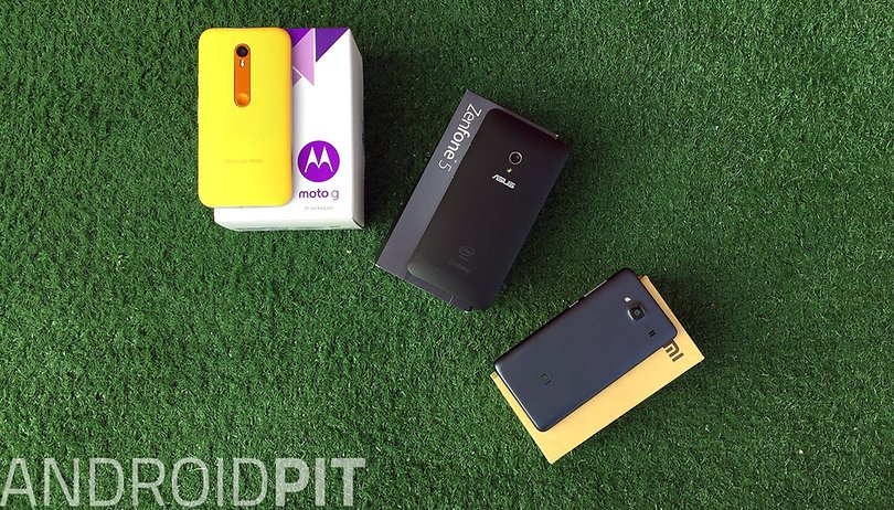 Moto G 2015 vs. Redmi 2 vs. Zenfone 5: comparativo de câmeras