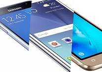 Fingerabdrucksensoren: Samsung wertet die Galaxy-J-Serie auf