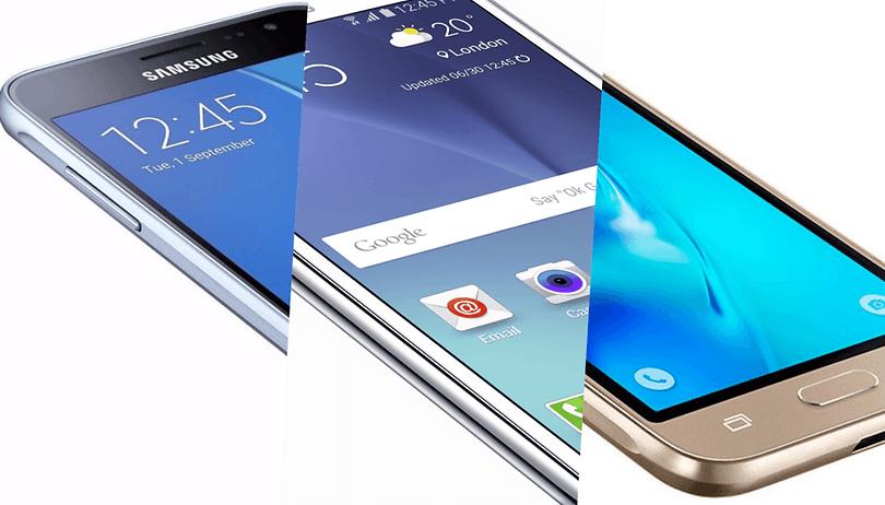 Saiba quais diferenças existem entre os aparelhos da linha Galaxy J