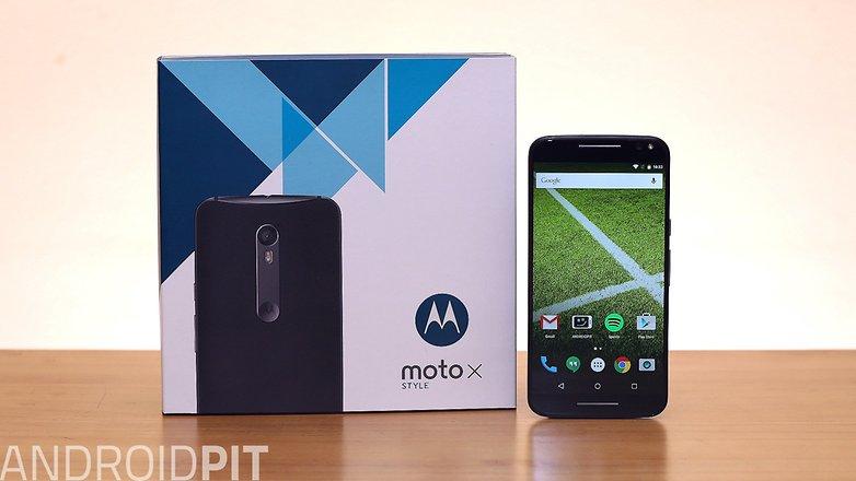 Motorola Moto X Style Wallpapers: Test Du Moto X Style : Le Smartphone Haut De Gamme De