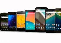 Du Nexus One au Nexus 6P, retour sur l'histoire de la série