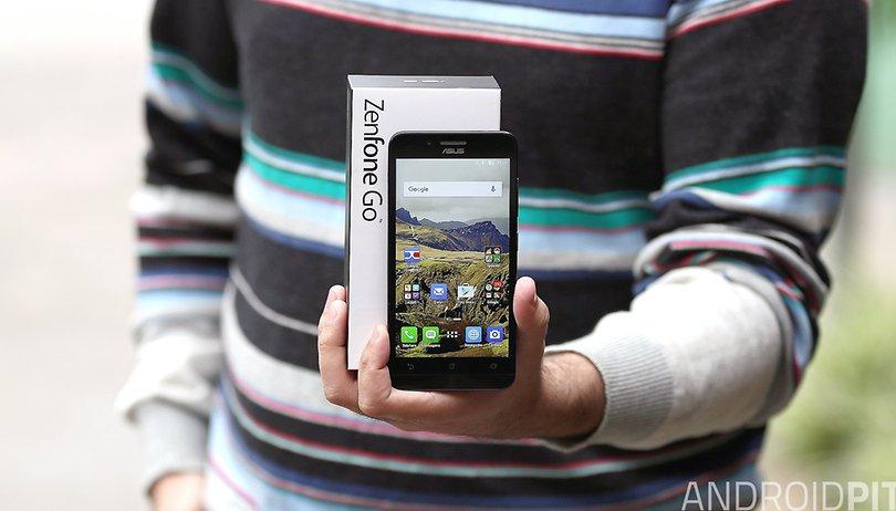Review do ASUS  Zenfone GO: o sucessor do Zenfone 5 mais caro e menos vantajoso!