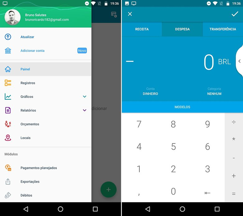 wallet new apps march