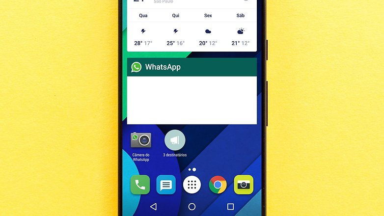 whatsapp widgets first