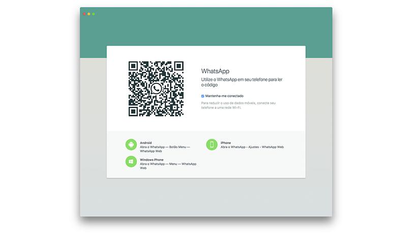 WhatsApp Web vai receber autenticação por biometria