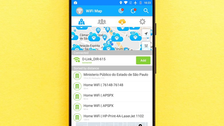 wifimap tips password wifi