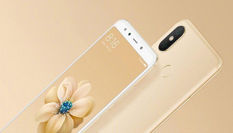 Xiaomi Mi 6X é revelado com duas câmeras que prometem superar o iPhone X