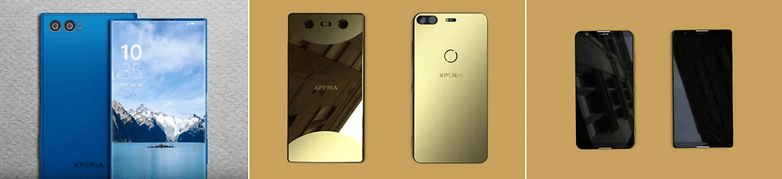 xperia new miraidesign