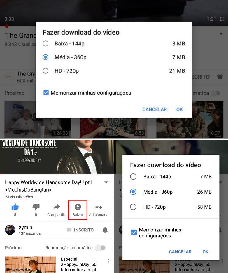 youtube oflline brasil 2 down