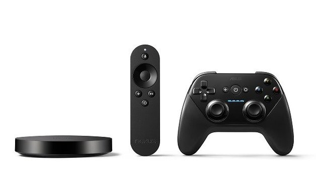 Nexus Player is Google's $99 media player and game console