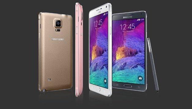 Google Nexus 6 vs Samsung Galaxy Note 4: due phablet a confronto