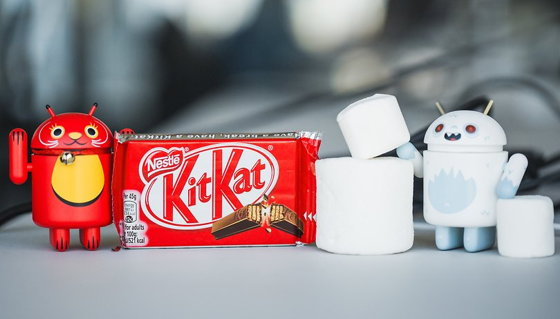 Poll: Is it time to cut your KitKat phone loose?