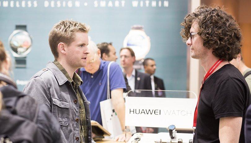AndroidPIT besucht Huawei: Welche Fragen hast Du?