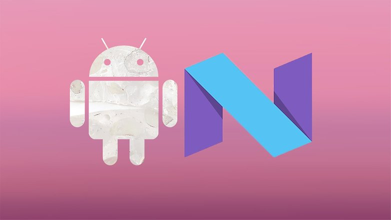 ANDROIDPIT ANDROID N