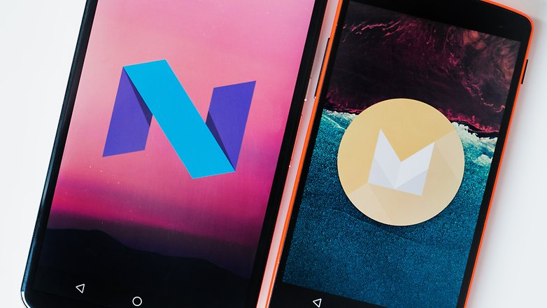 AndroidPIT Android N vs Android M 7758