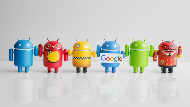 AndroidPIT Google collectibles