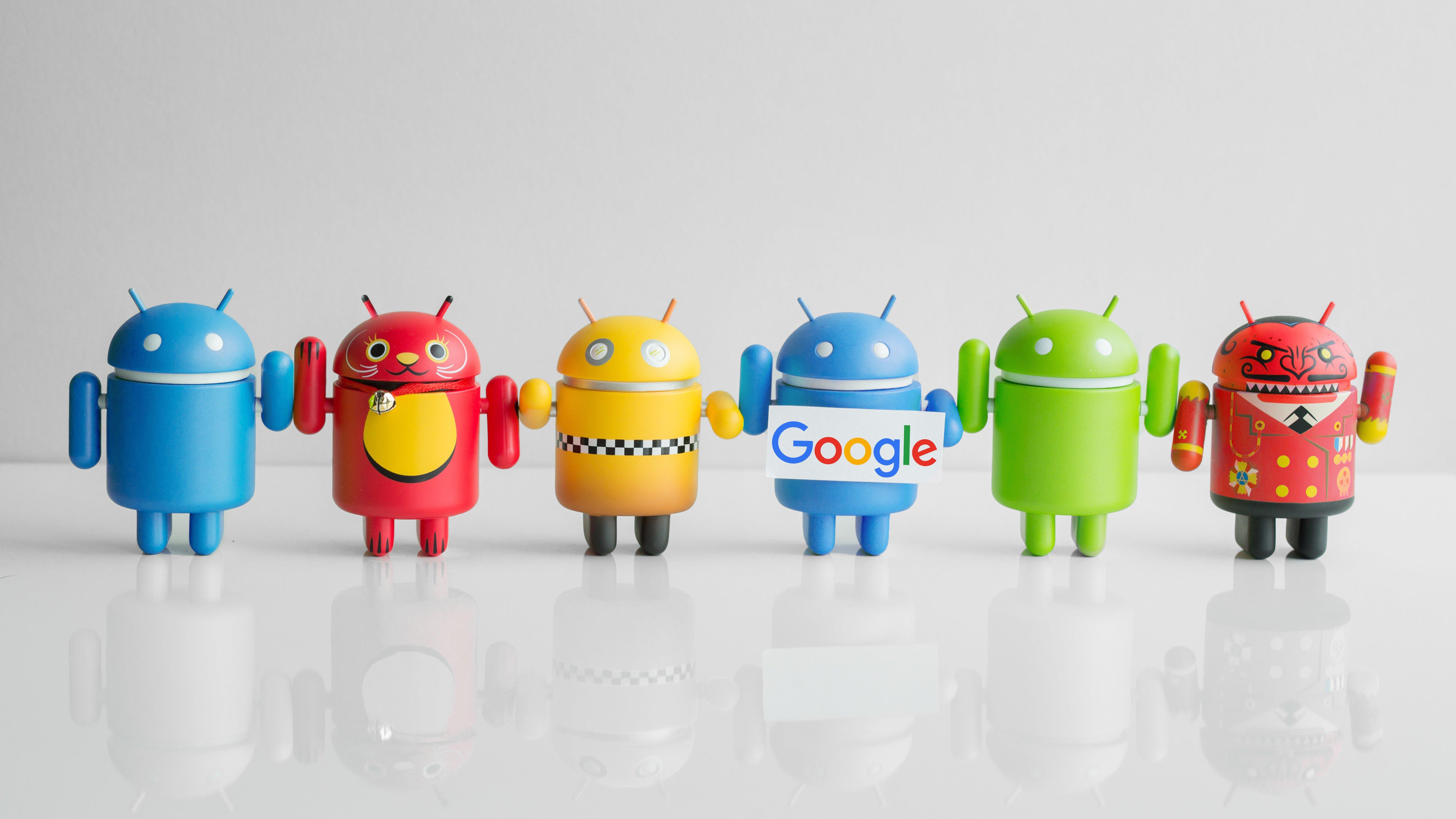 comment retirer la barre de recherche google sur android