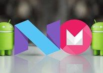 O Android Nougat será algo bem raro de se ver mesmo após seu lançamento oficial