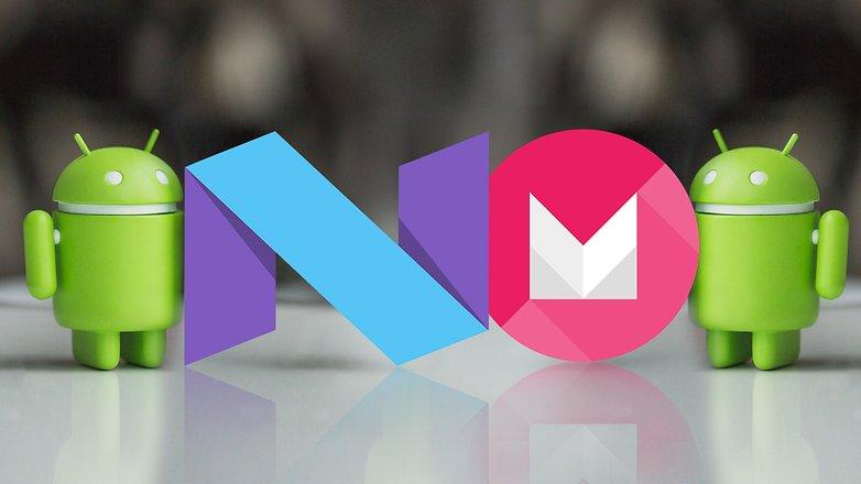 AndroidPIT M vs N