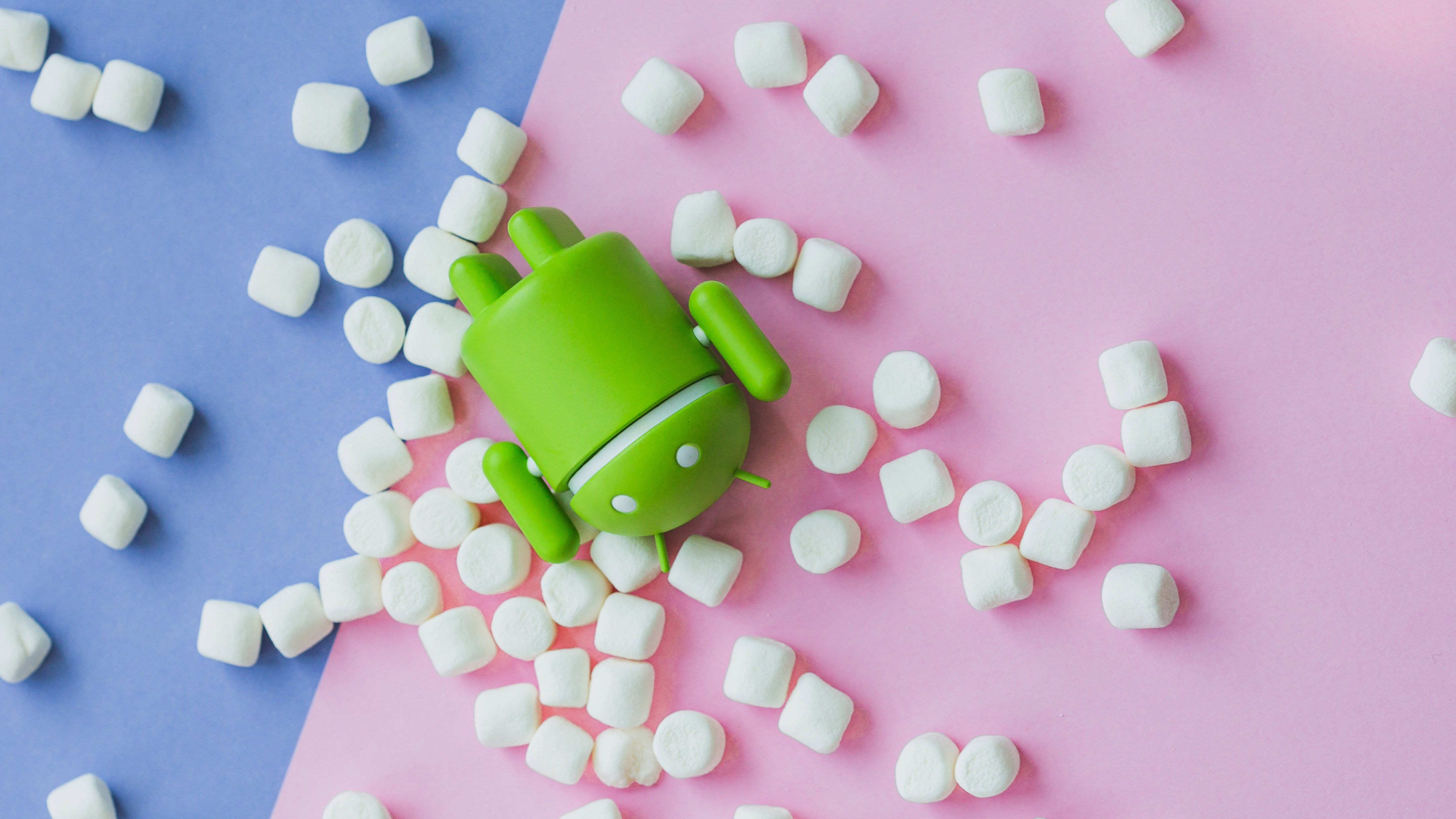 Android 6 Marshmallow: update overview for smartphones and