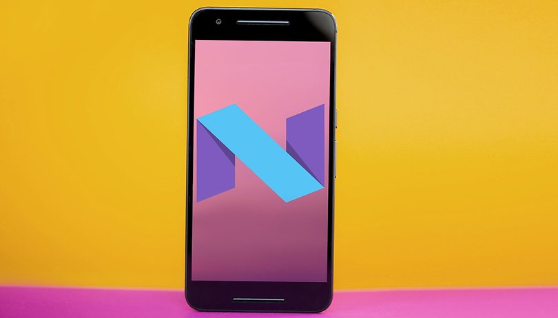 Android 7.0 Nougat: fixing Android one unnecessary feature at a time